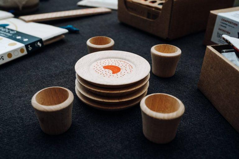 dinette en bois fabriquée en france