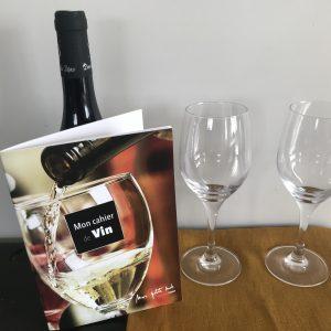 Cahier de Vins